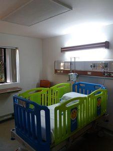 Proyecto Fundación santa fe de Bogotá - pediatría